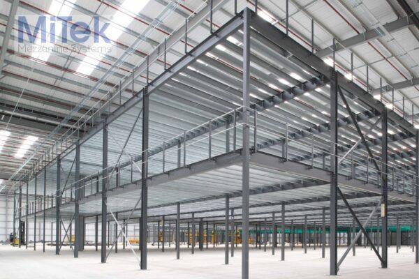 MiTek Mezzanine Systems Image 6