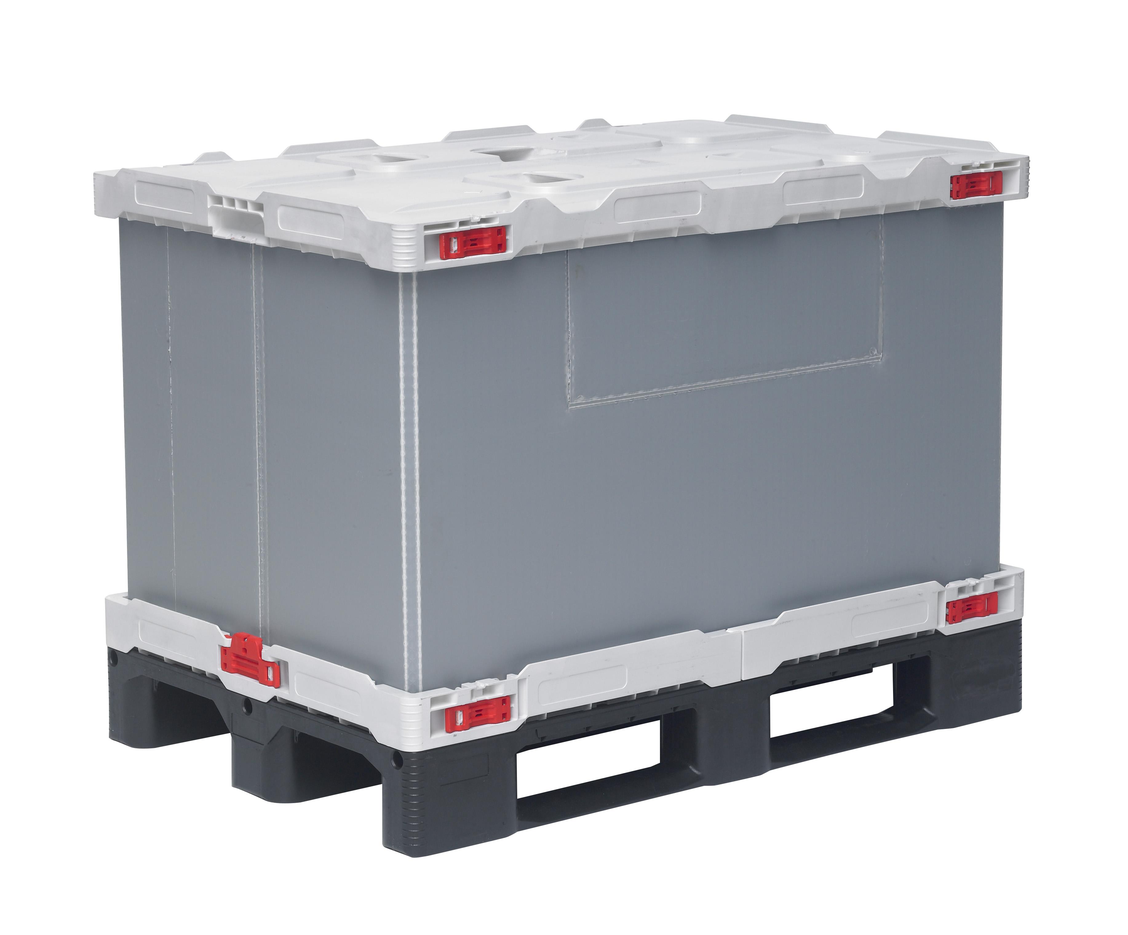 Goplasticpallets.com Launch New Multi-Trip Box