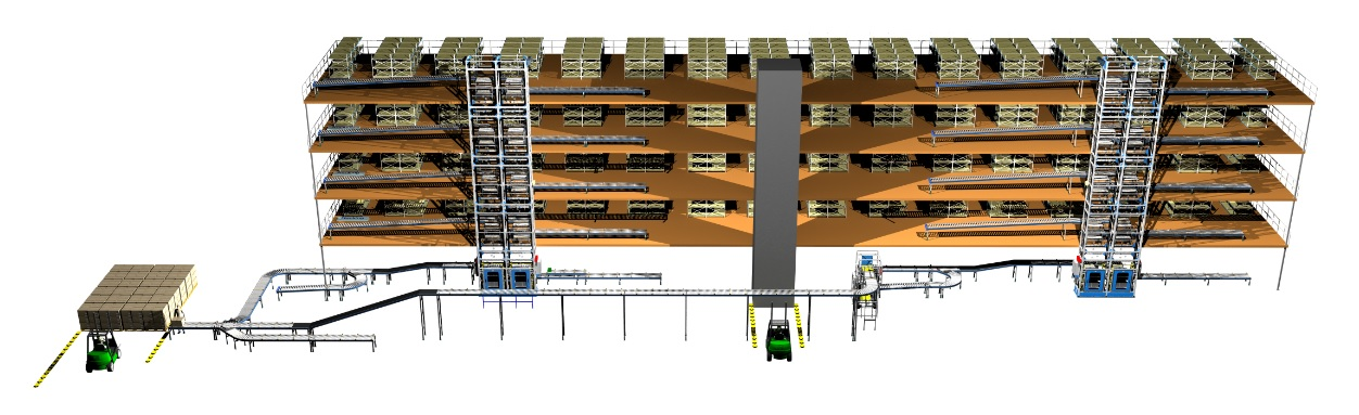 3D Simulation Brings Customer Projects To Life…
