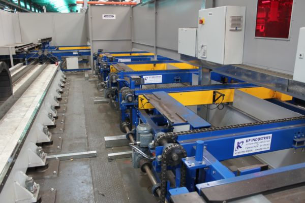 Image 1 chain conveyor
