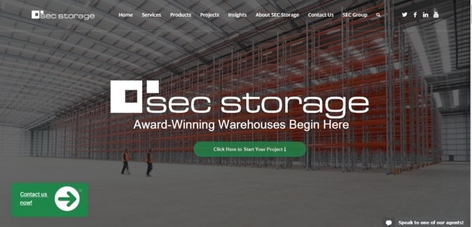 AMHSA Member SEC Group Design and Install Multi-tier Picking Solution for Focus International