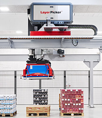 Layer Picker Gantry