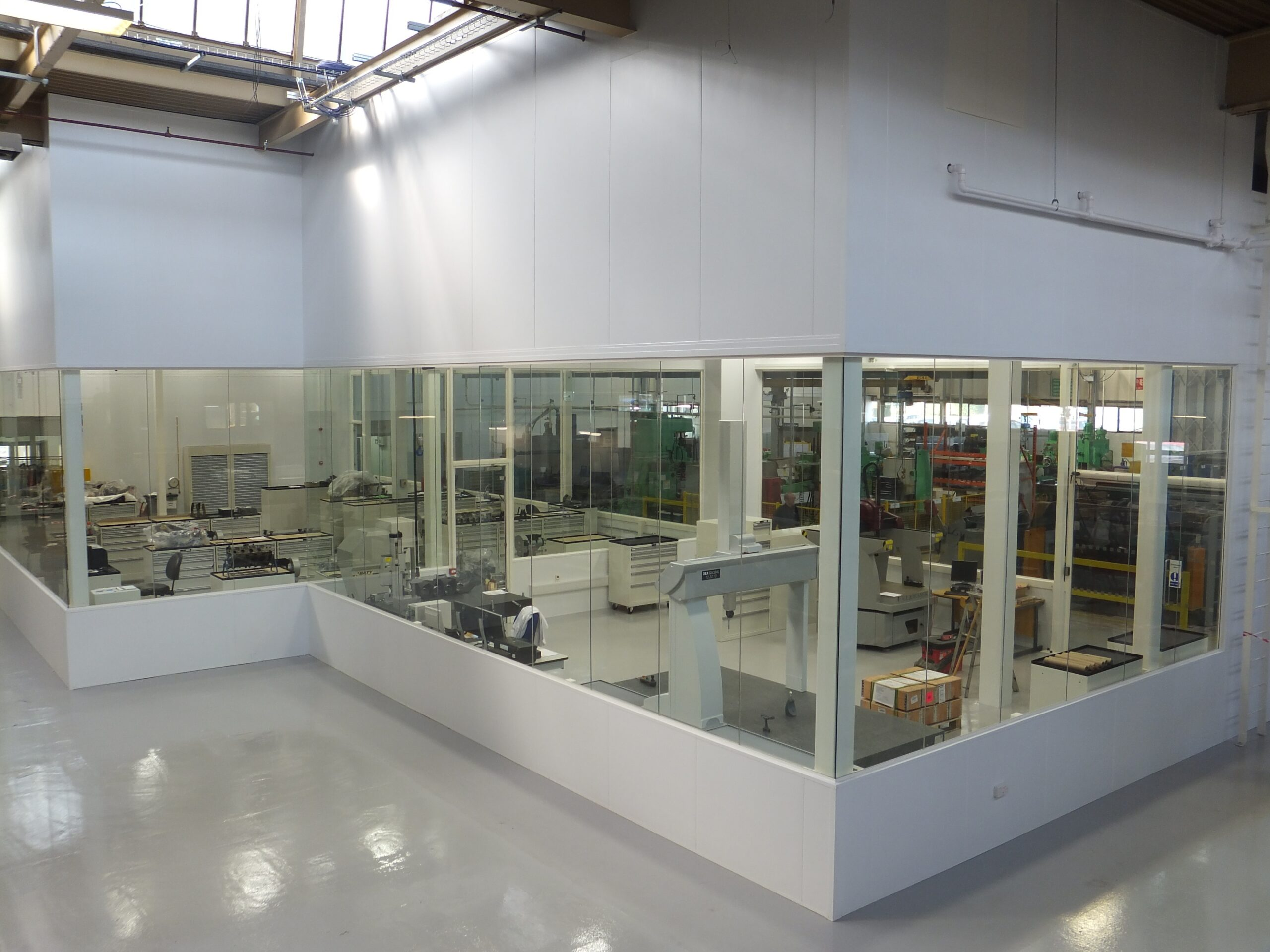 SEC Group – CleanRoom Division